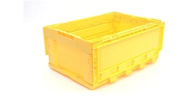黄色周转箱