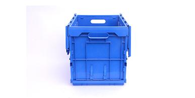 哈尔滨蓝色周转箱